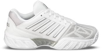 K-Swiss Bigshot Light 3 Omni tennisschoenen Dames Wit