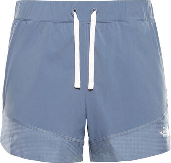 The North Face Invene short Dames Grijs
