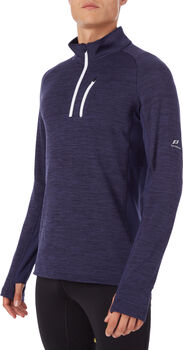 PRO TOUCH William longsleeve Heren Blauw