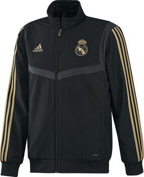 ADIDAS Real Madrid pre jack 2019-2020 Heren Zwart