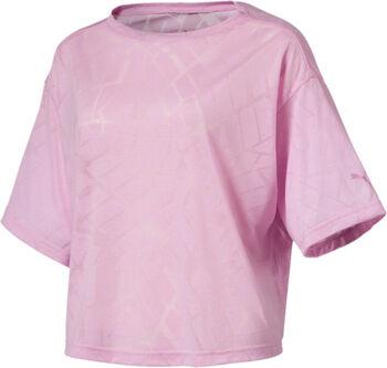Puma Show Off shirt Dames Roze