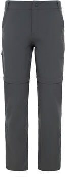 The North Face Exploration broek Dames Grijs