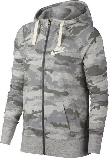 Nike - Sportswear Gym Vintage hoodie - Dames - Sweaters - Zwart - S