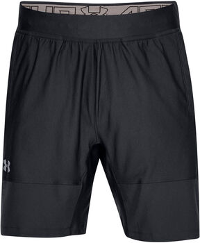 Under Armour Threadborne Vanish short Heren Zwart