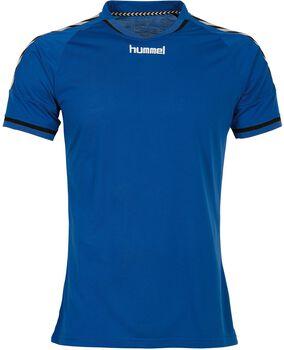 Hummel Authentic shirt Heren Blauw