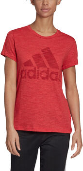 ADIDAS Must Haves Winners shirt Dames Rood