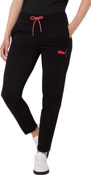 Puma Sweat broek Dames Zwart