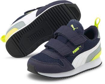 Puma R78 kids sneakers Blauw