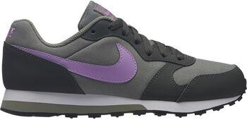 313ec9fc940ca Nike MD Runner 2 jr sneakers Zwart