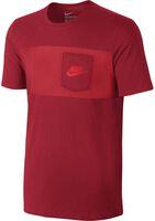 Modern Nike Sportswear hoodie