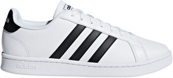 adidas Grand Court sneakers Heren Wit