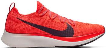 Nike Zoom Fly Flyknit hardloopschoenen Heren Rood