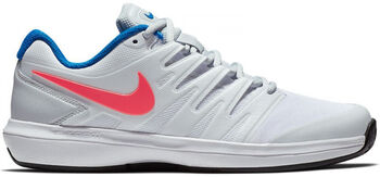 Nike Air Zoom Prestige Clay tennisschoenen Dames Wit