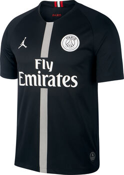 Nike Paris Saint-Germain 3rd Shirt 2018-2019  Heren Zwart