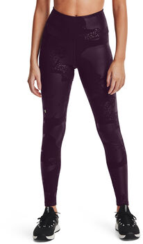 Under Armour Rush Tonal legging Dames Roze