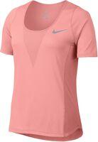 Nike Zonal Relay Cooling shirt Dames Oranje
