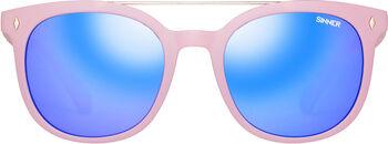 Sinner Diamond Peak zonnebril Heren Roze