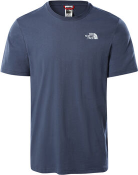 The North Face Red Box shirt Heren Blauw