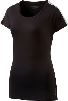 ENERGETICS Gusta shirt Dames Zwart