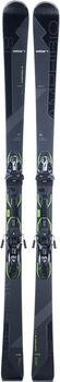 elan Amphibio 18 TI2 ski's Heren Zwart
