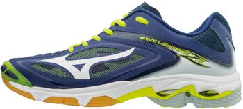 Mizuno Wave Lightning Z3 indoorschoenen Heren Blauw