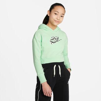 Nike Sportswear kids sweater Meisjes Groen