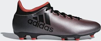 ADIDAS X 17.3 FG voetbalschoenen Heren Grijs
