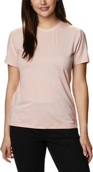 Columbia Firwood Camp II t-shirt Dames Roze