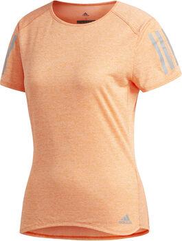 ADIDAS Response shirt Dames Oranje
