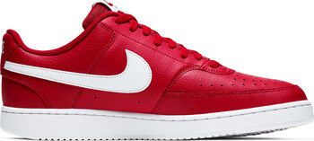 Nike Court Vision Low sneakers Heren Rood
