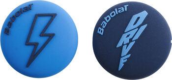 Babolat Flash X2 demper Blauw