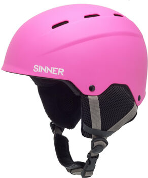 Sinner Poley helm Dames Roze