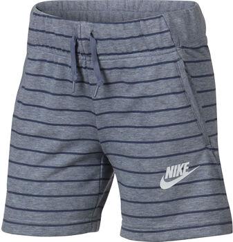 Nike Sportswear short Meisjes Blauw