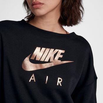 Nike Sportswear Rally shirt Dames Zwart