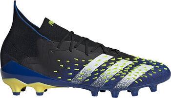 adidas Predator Freak.1 Artificial Grass Voetbalschoenen Heren Zwart