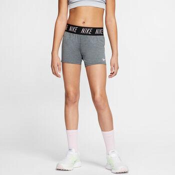 Nike Dry Training jr short Meisjes Grijs