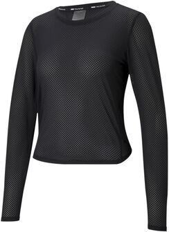 Train Mesh Long Sleeve top