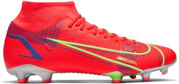 Nike Mercurial Superfly 8 Academy MG voetbalschoenen Heren Rood