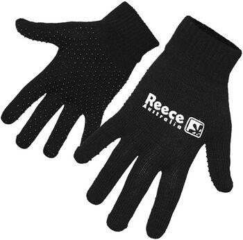 Reece Knitted Player handschoenen Zwart