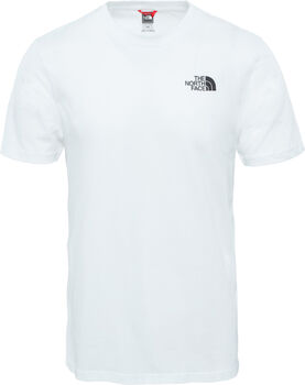 The North Face Simple Dome shirt Heren Wit