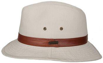 Hatland Bushwalker hoed Ecru