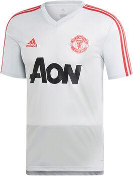 ADIDAS Manchester United trainingshirt Heren Grijs