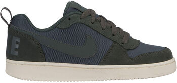 online store 16283 95a61 Nike Court Borough Low sneakers Jongens Groen