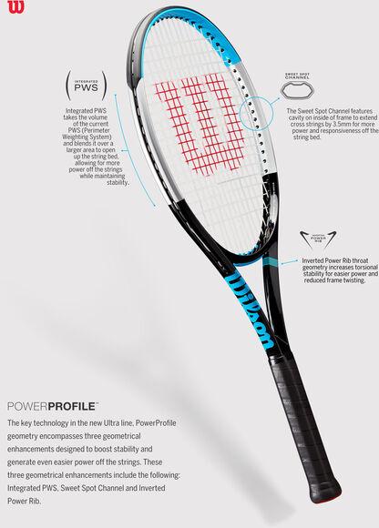 Ultra 100 V 3.0 tennisracket