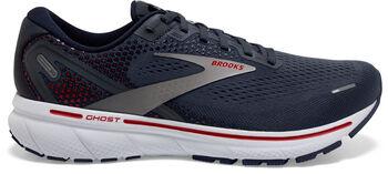 Brooks Ghost 14 hardloopschoenen Heren Grijs