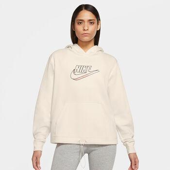 Nike Sportswear hoodie Dames Roze
