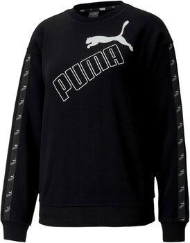 Puma Amplified crew Dames Zwart