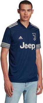 adidas Juventus Uitshirt 20/21  Heren Blauw
