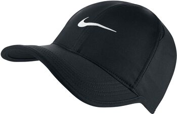 Nike Featherlight cap Heren Zwart