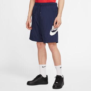 Nike Sportswear short Heren Blauw